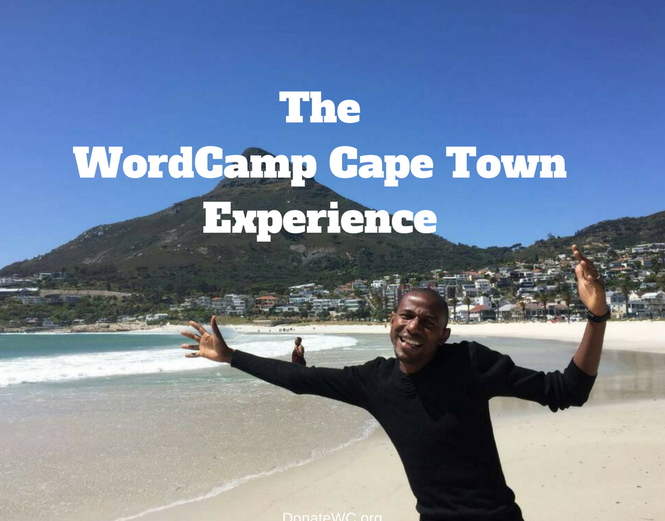 The WordCamp Cape Town Experience