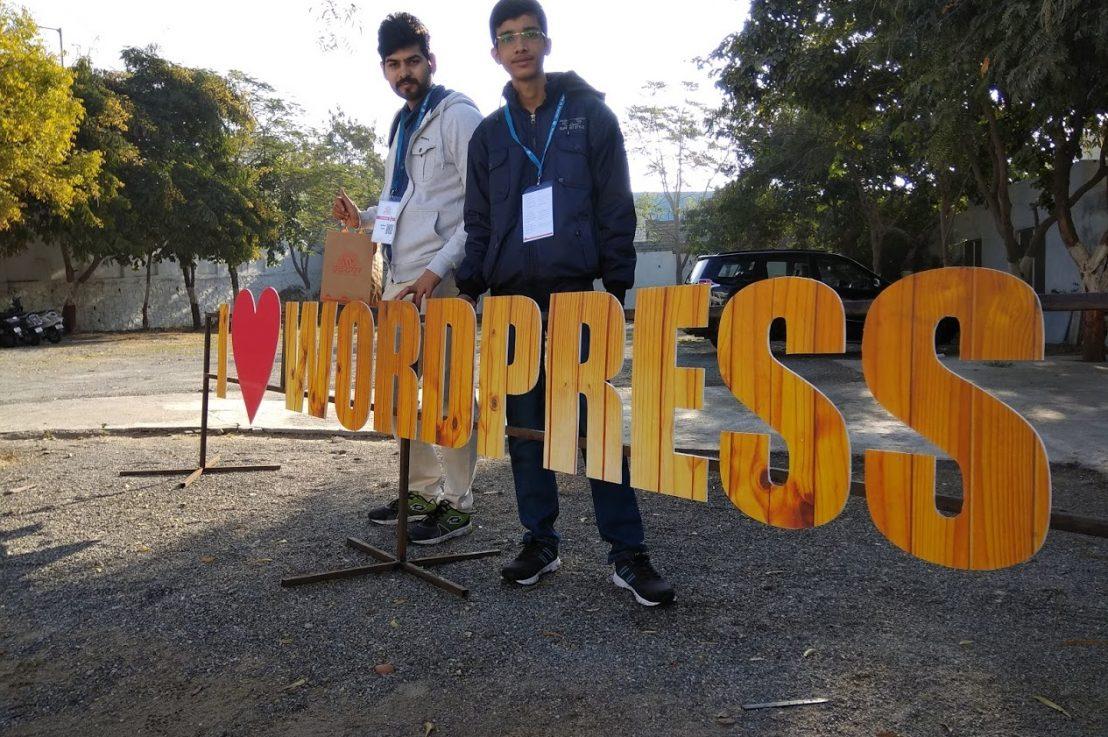 Arvind Singh loves WordPress